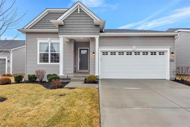 304 Trapani Drive, Saint Peters, MO 63376 (#21012598) :: Matt Smith Real Estate Group