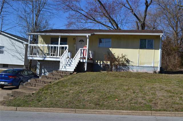 203 N Walnut Street, Rolla, MO 65401 (#21012599) :: RE/MAX Vision