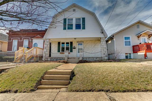 3842 Eiler Street, St Louis, MO 63116 (#21012624) :: Parson Realty Group