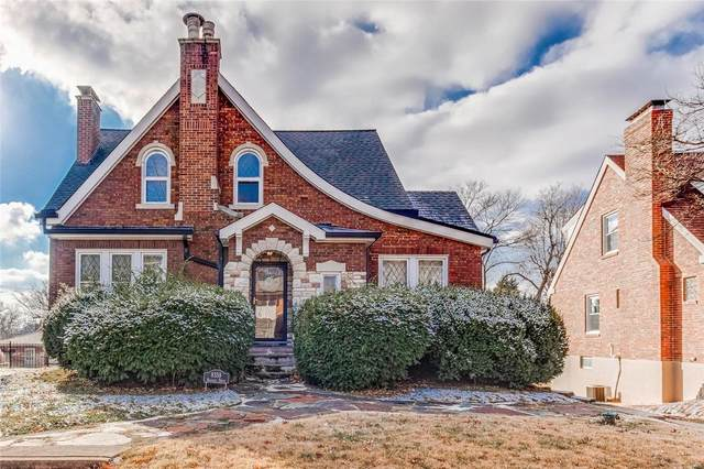 8358 Racquet Drive, St Louis, MO 63121 (#21012650) :: Clarity Street Realty