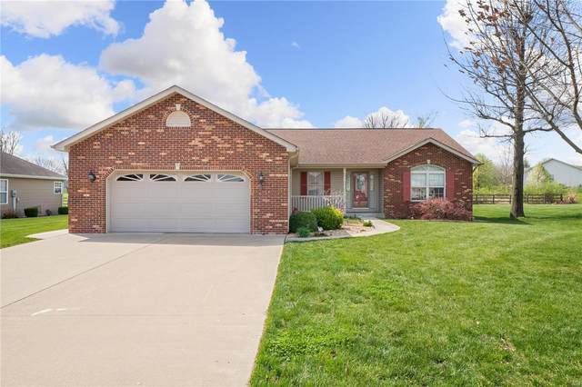 331 Willow Oak Drive, RED BUD, IL 62278 (#21012675) :: Fusion Realty, LLC