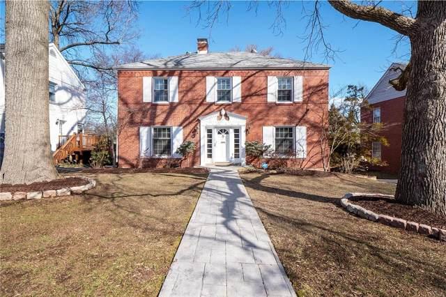 8127 Amherst Avenue, University City, MO 63130 (#21012693) :: Hartmann Realtors Inc.