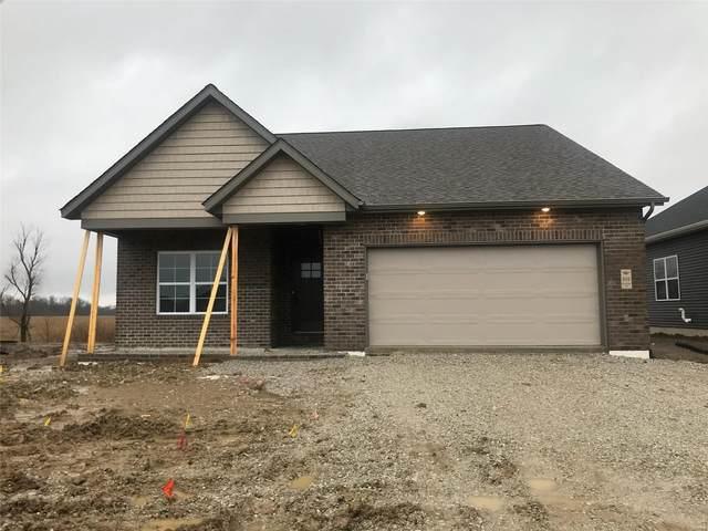 809 Bushwood Way, O'Fallon, IL 62269 (#21012729) :: The Becky O'Neill Power Home Selling Team