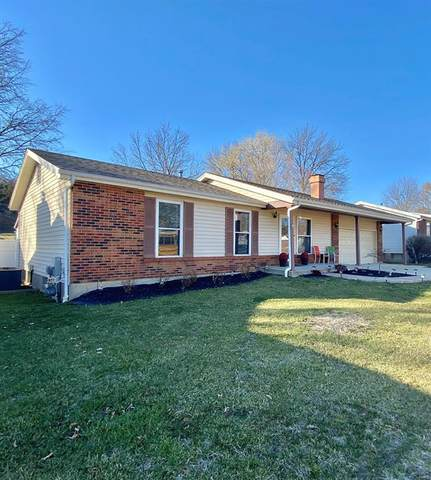 4319 Meadowgreen Trails Drive, St Louis, MO 63129 (#21012737) :: Parson Realty Group