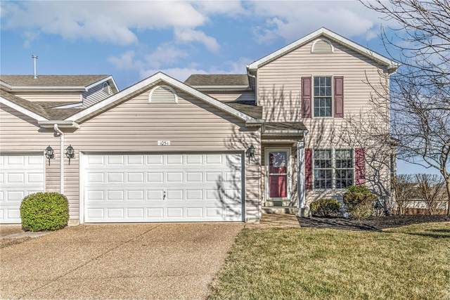 1051 Chesterfield Drive, Wentzville, MO 63385 (#21012746) :: Parson Realty Group