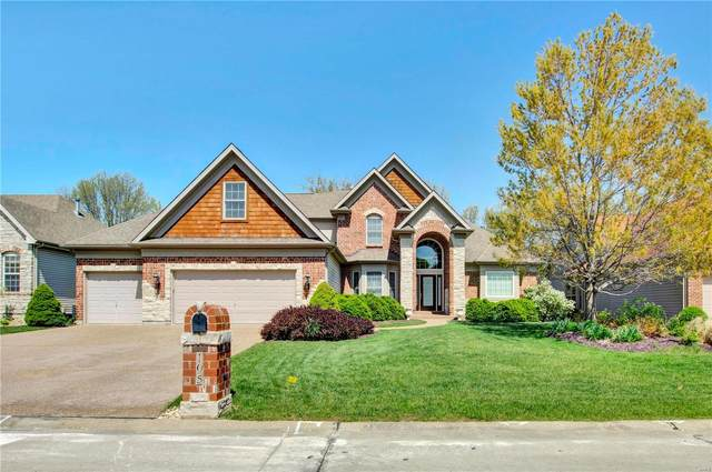 105 Sterling Crossing Drive, Dardenne Prairie, MO 63368 (#21012759) :: St. Louis Finest Homes Realty Group