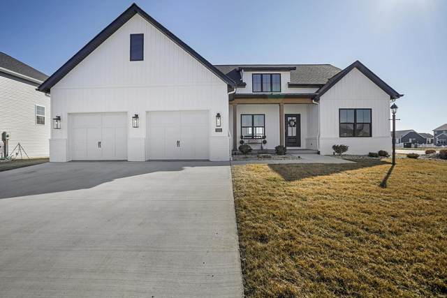 3102 Biloxi Drive, Glen Carbon, IL 62034 (#21012783) :: Clarity Street Realty