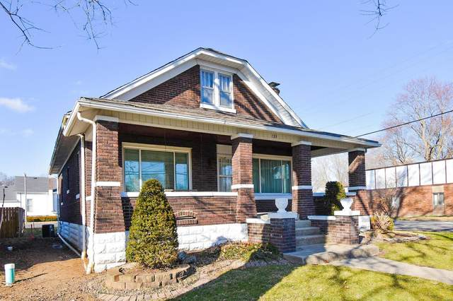 133 E North Street, STAUNTON, IL 62088 (#21012796) :: Clarity Street Realty