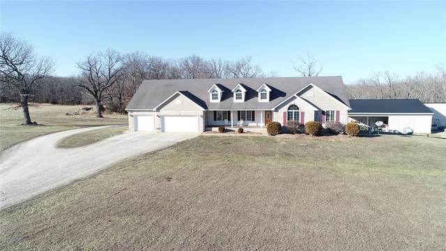 17885 County Road 8220, Rolla, MO 65401 (#21012797) :: RE/MAX Vision