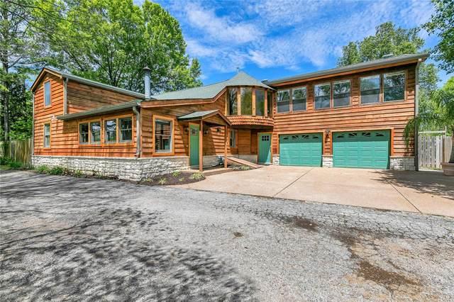 1060 Lake Drive, Arnold, MO 63010 (#21012849) :: Hartmann Realtors Inc.