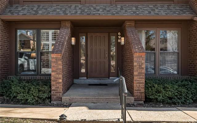 698 Trailcrest Court #5, St Louis, MO 63122 (#21012861) :: Jeremy Schneider Real Estate