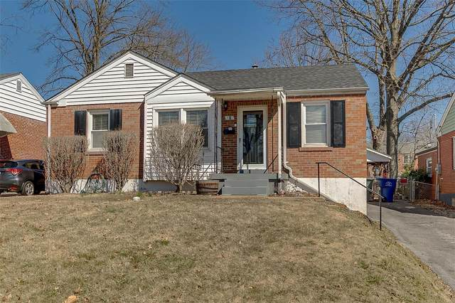 4325 Schirmer Street, St Louis, MO 63116 (#21012874) :: Parson Realty Group