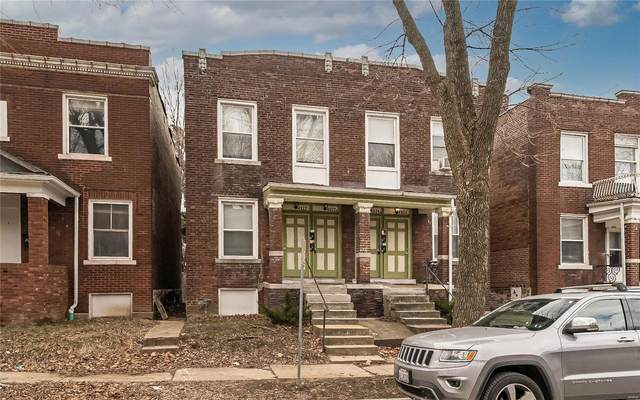 4922 Wise Avenue, St Louis, MO 63110 (#21012891) :: Parson Realty Group