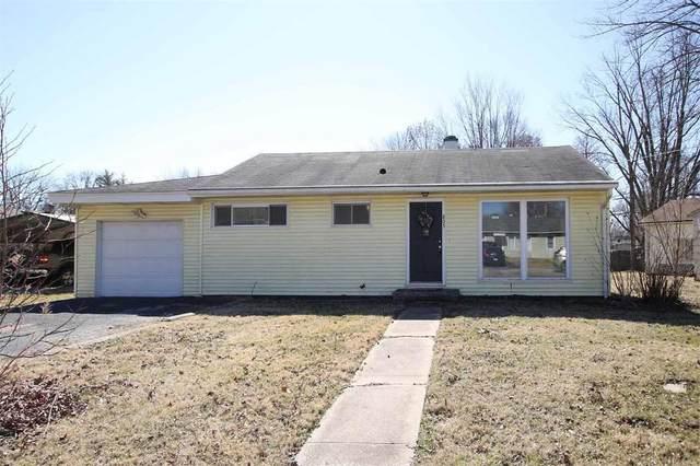 805 Southmoor Place, Godfrey, IL 62035 (#21012895) :: Fusion Realty, LLC