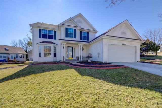16818 Kingstowne Way Drive, Wildwood, MO 63011 (#21012896) :: The Becky O'Neill Power Home Selling Team