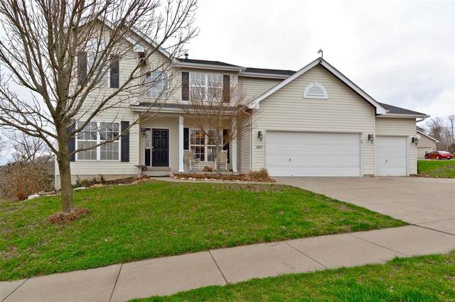 6909 Eagle Crest, Pacific, MO 63069 (#21012984) :: The Becky O'Neill Power Home Selling Team