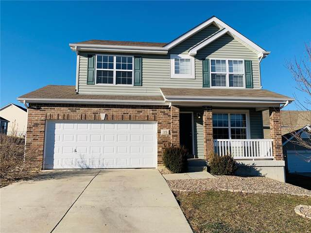 15 Sonnet Way, Wentzville, MO 63385 (#21013009) :: Parson Realty Group