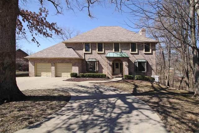 221 E Fairway Drive, Belleville, IL 62223 (#21013017) :: Century 21 Advantage
