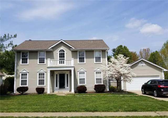 1109 Colony Court, O'Fallon, IL 62269 (#21013023) :: Tarrant & Harman Real Estate and Auction Co.
