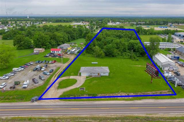 487 N Service Road, Wright City, MO 63390 (#21013025) :: Kelly Hager Group | TdD Premier Real Estate