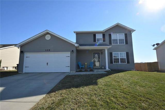 109 Chestnut Ridge Drive, Wright City, MO 63390 (#21013029) :: The Becky O'Neill Power Home Selling Team