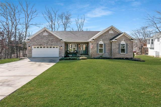 31877 Fairway Drive #13, Foristell, MO 63348 (#21013063) :: Parson Realty Group