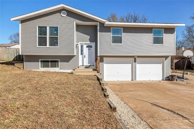 411 Morningside Drive, Saint Peters, MO 63376 (#21013085) :: Parson Realty Group