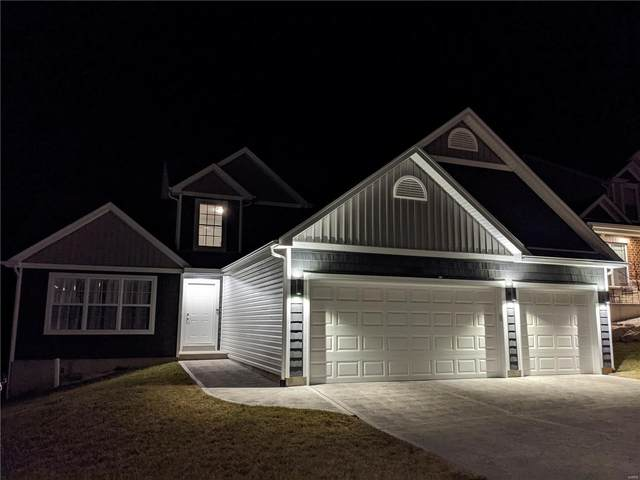 1020 Remington Drive, Imperial, MO 63052 (#21013088) :: Realty Executives, Fort Leonard Wood LLC