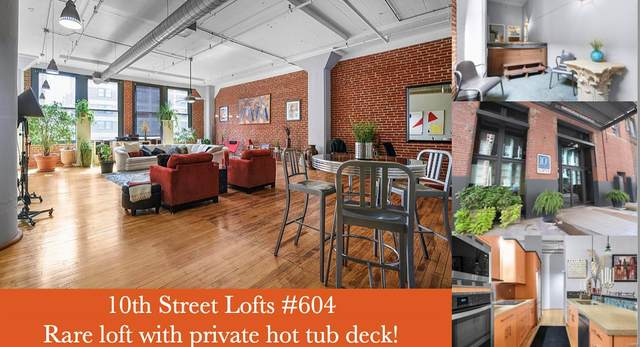 1010 Saint Charles Street #604, St Louis, MO 63101 (#21013093) :: Kelly Hager Group | TdD Premier Real Estate