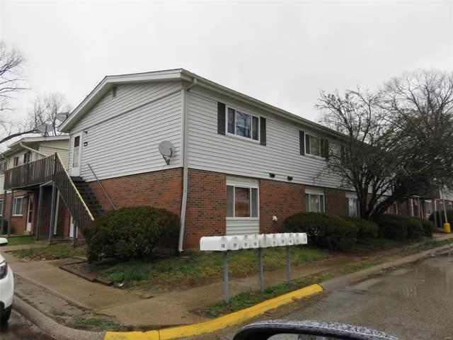 5310 Godfrey Road #12, Godfrey, IL 62035 (#21013095) :: Parson Realty Group