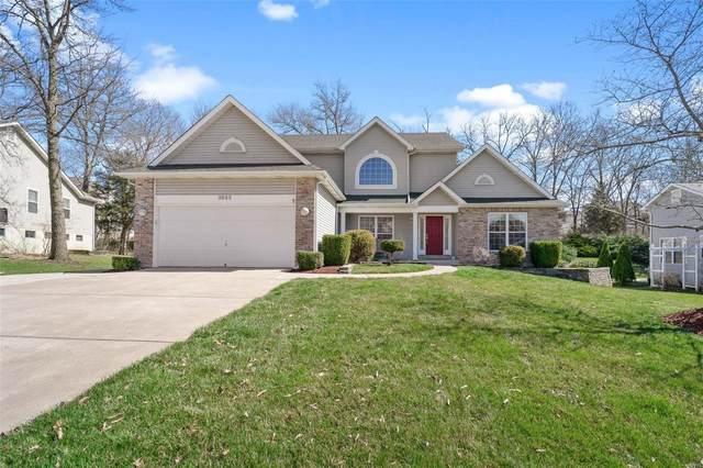 3523 Post Valley Drive, O'Fallon, MO 63368 (#21013097) :: Kelly Hager Group | TdD Premier Real Estate
