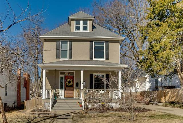 709 Clark Avenue, Webster Groves, MO 63119 (#21013099) :: RE/MAX Vision