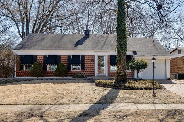 1370 Spring Valley, Florissant, MO 63033 (#21013116) :: Clarity Street Realty