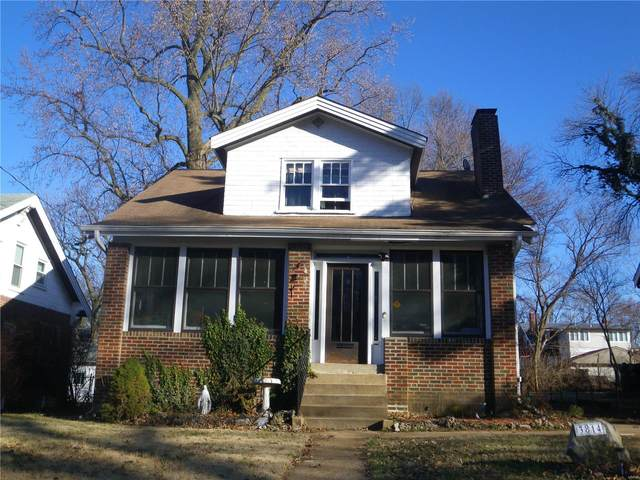3814 Saint Anns, St Louis, MO 63121 (#21013133) :: RE/MAX Vision