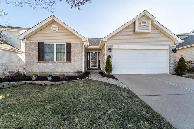 16810 Hickory Crest Drive, Wildwood, MO 63011 (#21013158) :: The Becky O'Neill Power Home Selling Team