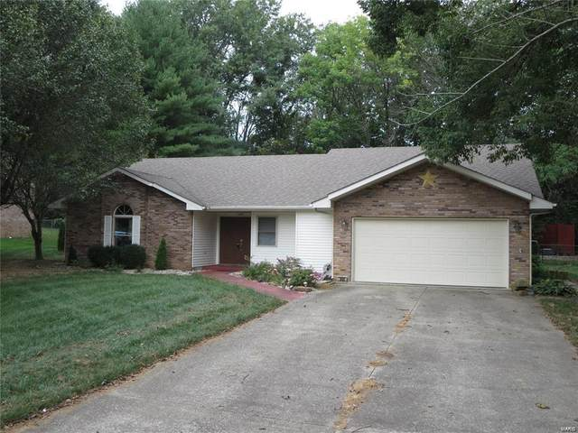 1500 Bryan Drive, MARION, IL 62959 (#21013169) :: Clarity Street Realty