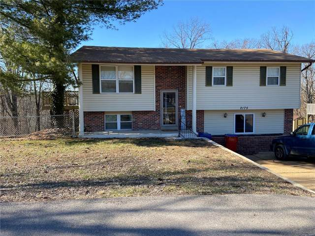 2175 Forest Lane, Arnold, MO 63010 (#21013170) :: Realty Executives, Fort Leonard Wood LLC