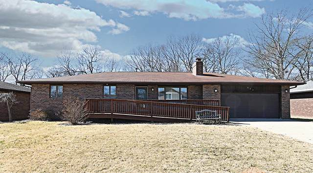 230 Keeven Drive, Highland, IL 62249 (#21013189) :: Matt Smith Real Estate Group