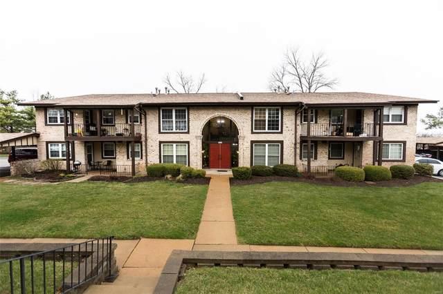 11991 Villa Dorado Drive D, St Louis, MO 63146 (#21013206) :: Terry Gannon | Re/Max Results