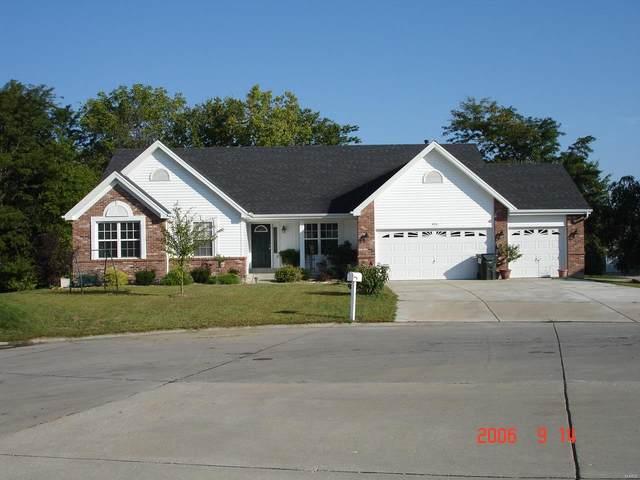 896 Locksley Manor Drive, Lake St Louis, MO 63367 (#21013222) :: Parson Realty Group