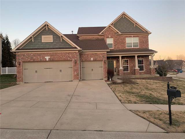 2118 Seven Trails Drive, Arnold, MO 63010 (#21013239) :: The Becky O'Neill Power Home Selling Team