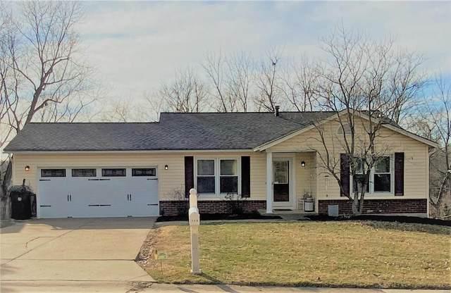 155 Bramblewood, Saint Peters, MO 63376 (#21013241) :: RE/MAX Vision