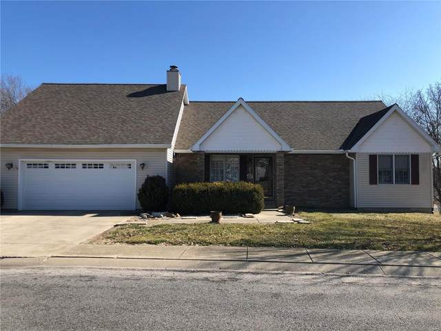20 Cottonwood, CARLINVILLE, IL 62626 (#21013243) :: Clarity Street Realty