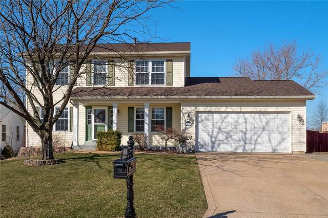 2635 Brook Meadow Lane, O'Fallon, MO 63368 (#21013256) :: RE/MAX Vision