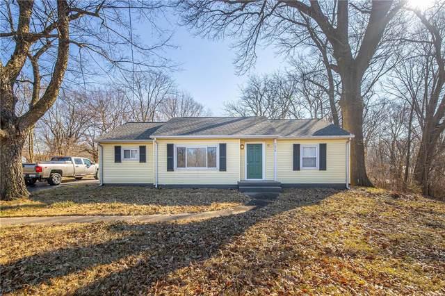 7876 N Illinois Street, Caseyville, IL 62232 (#21013265) :: Hartmann Realtors Inc.