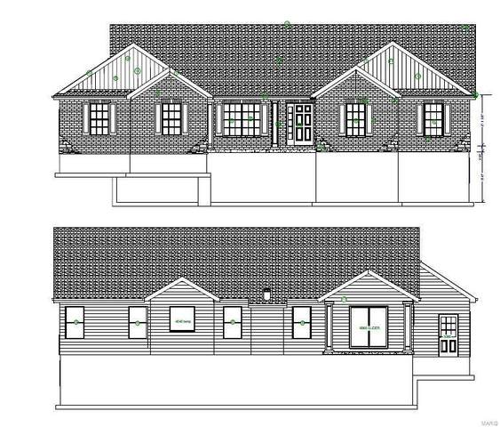 0 Lot 3 Clarks Hollow, Warrenton, MO 63383 (#21013283) :: The Becky O'Neill Power Home Selling Team