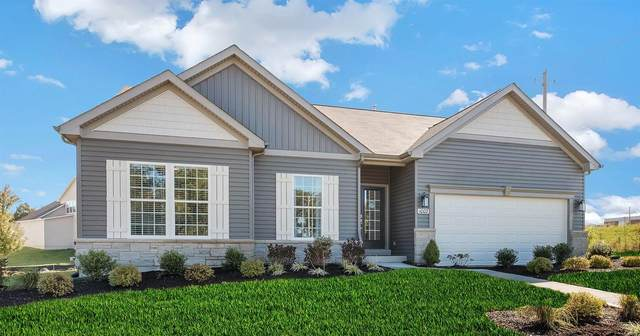 5 Crystal Spring Court, Wentzville, MO 63385 (#21013287) :: Parson Realty Group