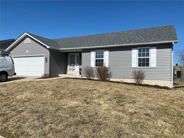 2193 Anthony Steven Court, Warrenton, MO 63383 (#21013300) :: Parson Realty Group