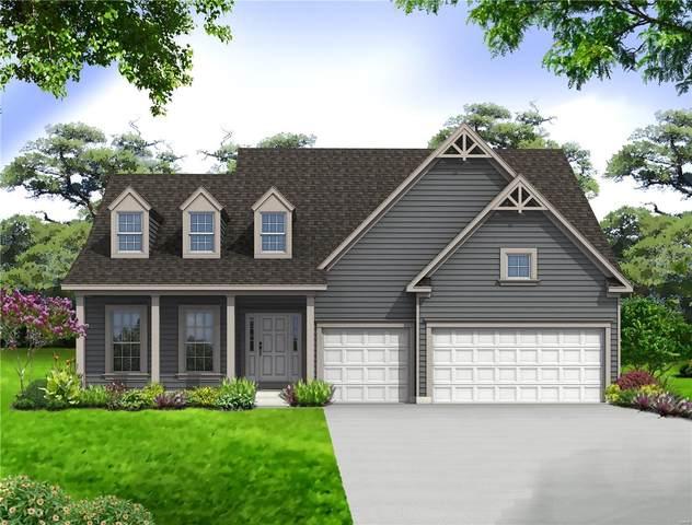 117 Bexley (Braxton) Drive, Lake St Louis, MO 63367 (#21013306) :: RE/MAX Vision
