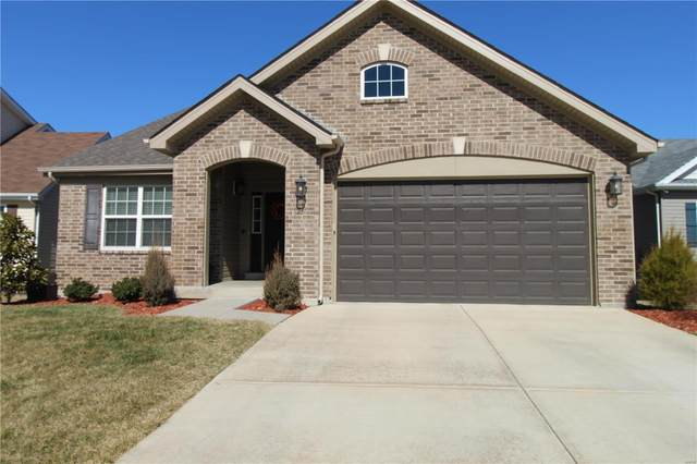 251 Winding Bluffs Court, Fenton, MO 63026 (#21013320) :: RE/MAX Vision